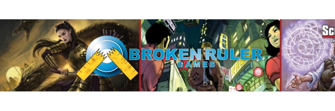 Broken Ruler Games