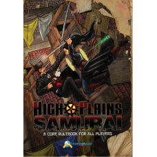 High Plains Samurai - Corebook
