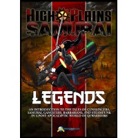 High Plains Samurai: Legends
