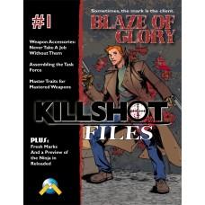 Killshot Files #1: Blaze of Glory (PDF)