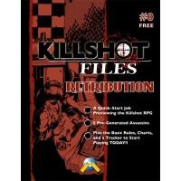 Killshot Files #0: Retribution (PDF)