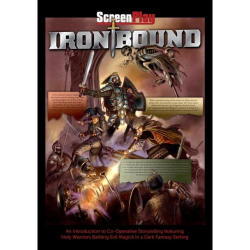ScreenPlay Ironbound