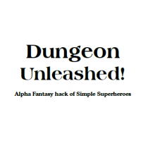 Dungeon Unleashed! Alpha (PDF)