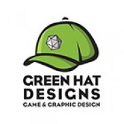 Green Hat Designs Banner