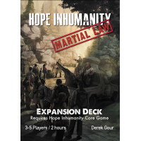 Hope Inhumanity: Martial Law Expansion