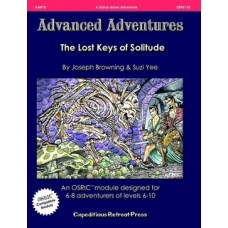 AA#10 The Lost Keys of Solitude