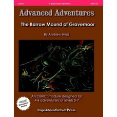AA#12 The Barrow Mound of Gravemoor