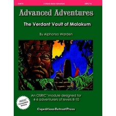 AA#14 The Verdant Vault of Malakum