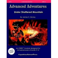 AA#16 Under Shattered Mountain