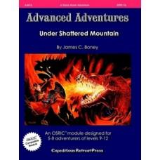 AA#16 Under Shattered Mountain