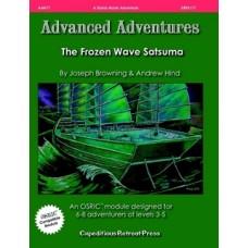 AA#17 The Frozen Wave Satsuma