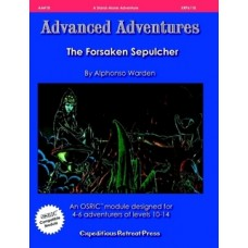 AA#18 The Forsaken Sepulcher
