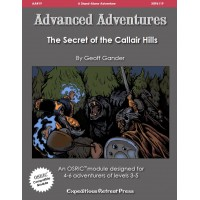 AA#19 The Secret of the Callair Hills
