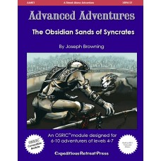 AA#21 The Obsidian Sands of Syncrates
