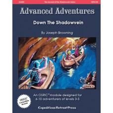 AA#23 Down the Shadowvein
