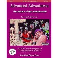 AA#24 The Mouth of the Shadowvein