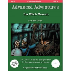 AA#26 The Witch Mounds