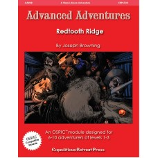 AA#28 Redtooth Ridge