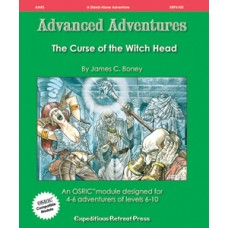 AA#3 The Curse of the Witch Head
