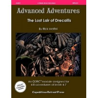 AA#31 The Lost Lair of Drecallis