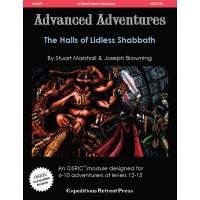 AA#33 The Halls of Lidless Shabbath