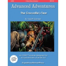 AA#34 The Crocodile's Tear