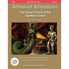 AA#35 The Desert Shrine of the Sightless Sisters