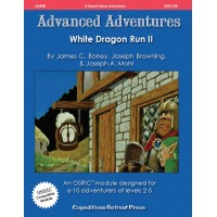 AA#38 White Dragon Run II
