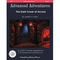 AA#39 The Dark Tower of Arcma
