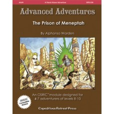AA#4 The Prison of Meneptah