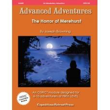 AA#40 The Horror of Merehurst