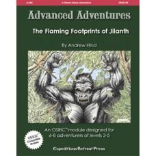 AA#5 The Flaming Footprints of Jilanth