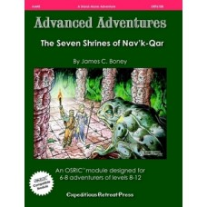 AA#8 The Seven Shrines of Nav'k-Qar