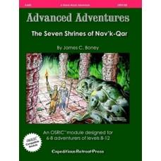 AA#8 The Seven Shrines of Nav'k-Qar