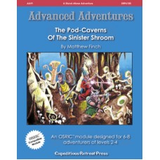 AA#1 The Pod-Caverns of the Sinister Shroom